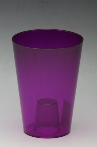 Obal na orchidej Lilia transparentní Barva: fialová
