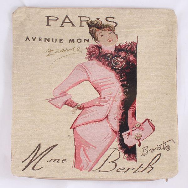 Povlak na polštář Paris Avenue Berth 44x44cm