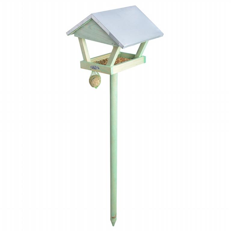 Krmítko pro ptáčky na noze 28x27,8x119,5
