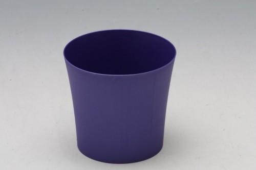 Plastový květináč Fialka 11x10cm