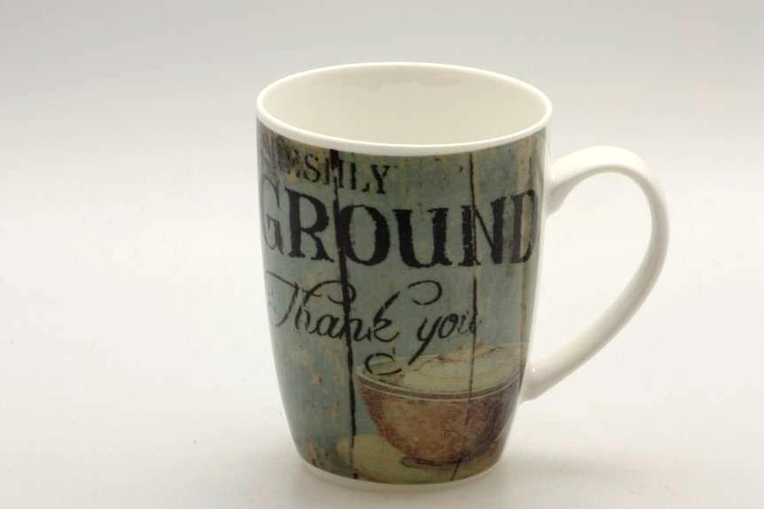 Hrnek šálek kávy 300ml Provedení: B
