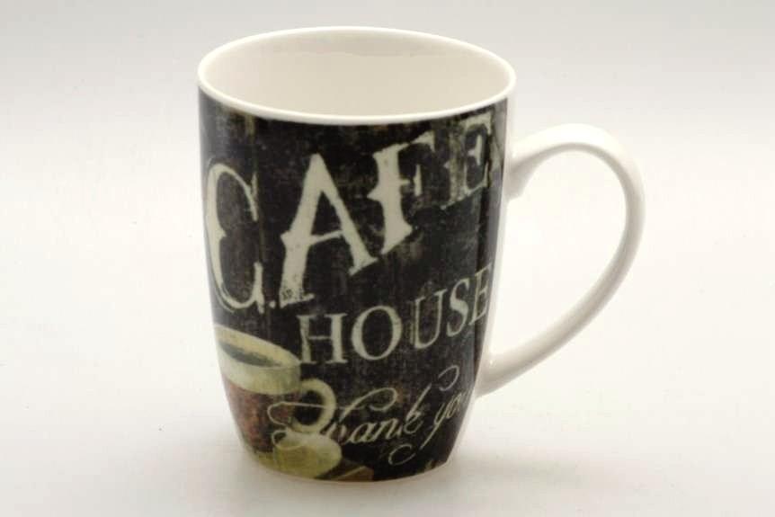 Hrnek šálek kávy 300ml Provedení: C