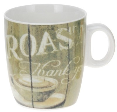 Keramický hrnek šálek kávy 200ml Provedení: C
