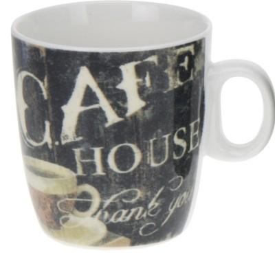 Keramický hrnek šálek kávy 200ml Provedení: B