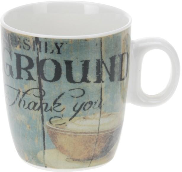 Keramický hrnek šálek kávy 200ml Provedení: A