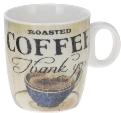 Keramický hrnek šálek kávy 200ml Provedení: D