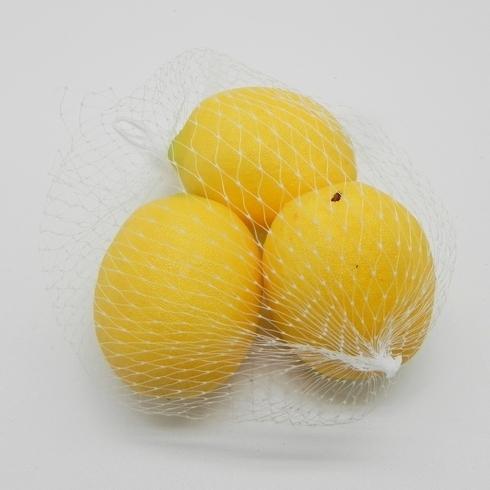 Umělé citróny 3ks