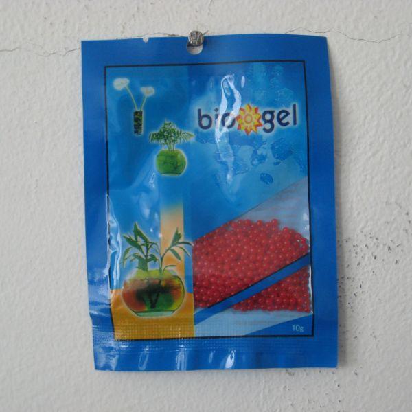 Biogelové kuličky do vázy 10g