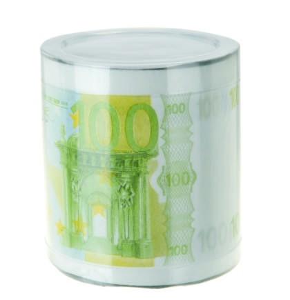 Toaletní papír Euro Barva: zelená