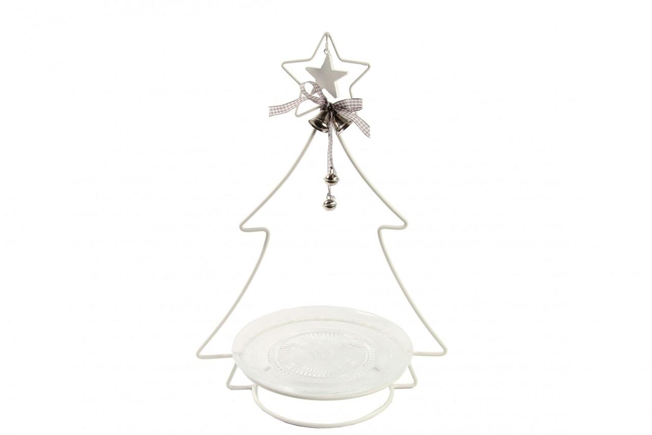 Stojan kovový vánoční strom Velikost: malý