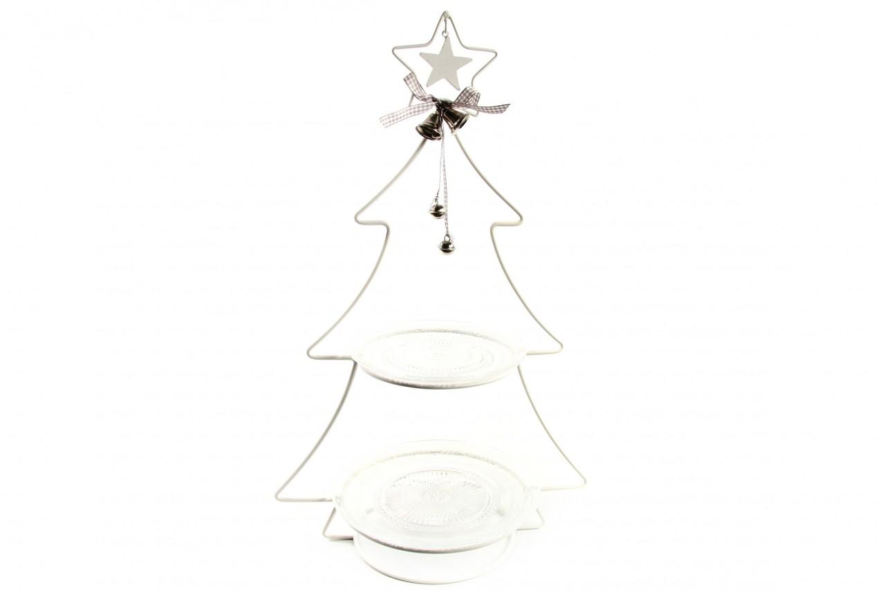 Stojan kovový vánoční strom Velikost: velký