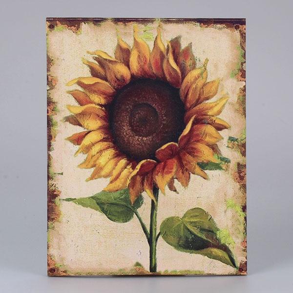 Obraz na plátně s motivem slunečnice