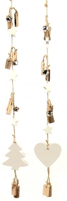 Vánoční girlanda 50cm S motivem: stromek