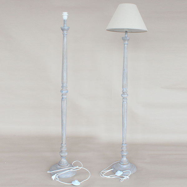 Noha stojací lampy II - E27