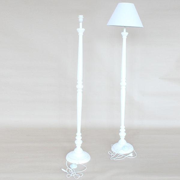 Noha stojací lampy VI - E27