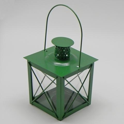 Lucerna klasik kov Barva: zelená