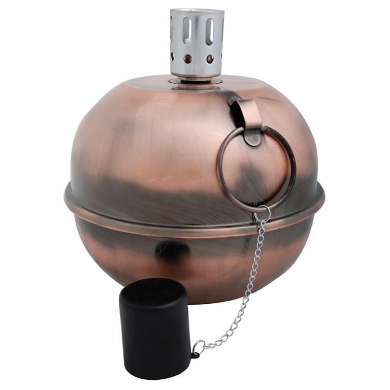 ESSCHERT DESIGN Olejová lampa měď EDZEE-FF15