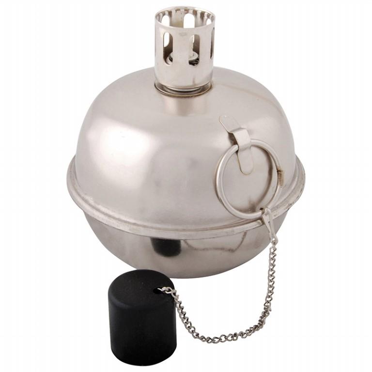 ESSCHERT DESIGN Olejová lampa chrom