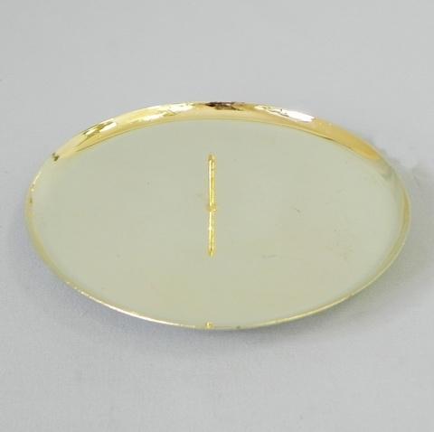 Klia Bodec kovový zlatý Velikost: menší