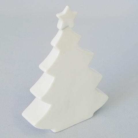 KLIA Stromeček porcelán bílý Velikost: menší