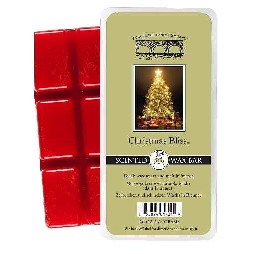 Bridgewater Candle Company VONNÝ VOSK CHRISTMAS BLISS DO AROMA LAMPY 73g