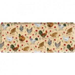 Creative Tops Servírovací tác Chicken Rozměry: 39x17cm