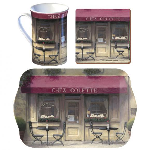 Creative Tops Snídaňový set Chez Colette
