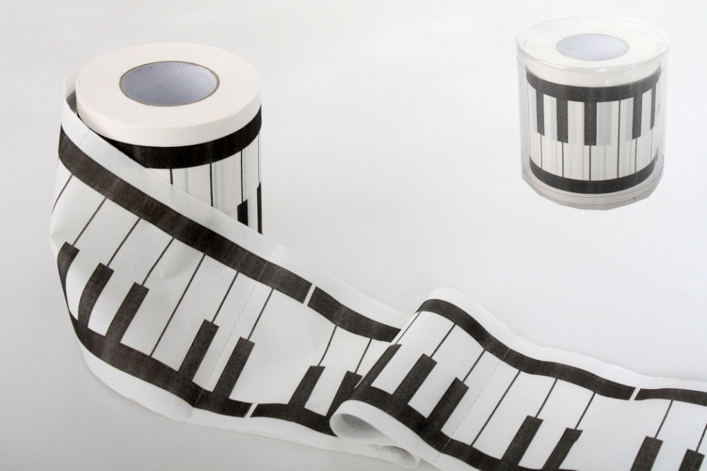 Toaletní papír Piano