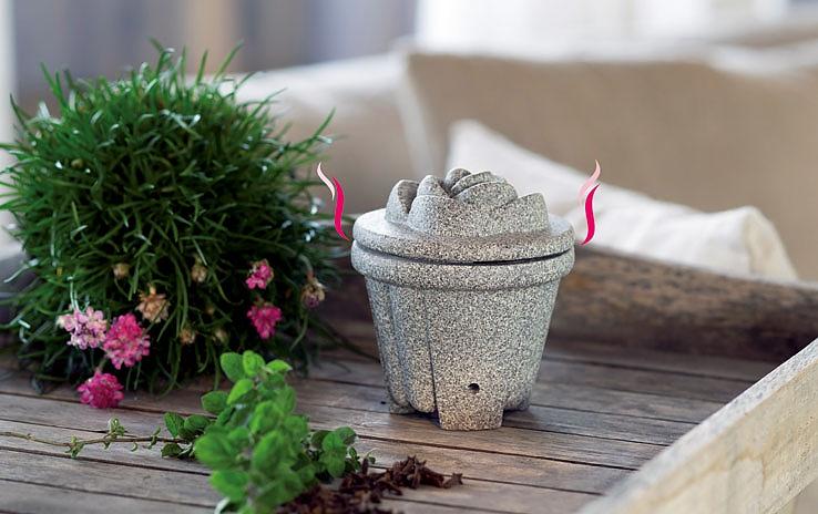 DENK Keramik Aroma lampa ScentTreasure 11cm