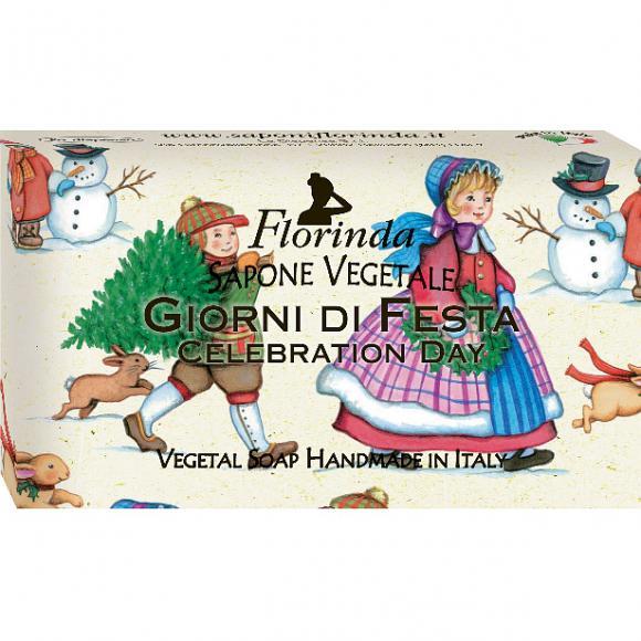 La Dispensa Mýdlo Giorni Di Festa 100g