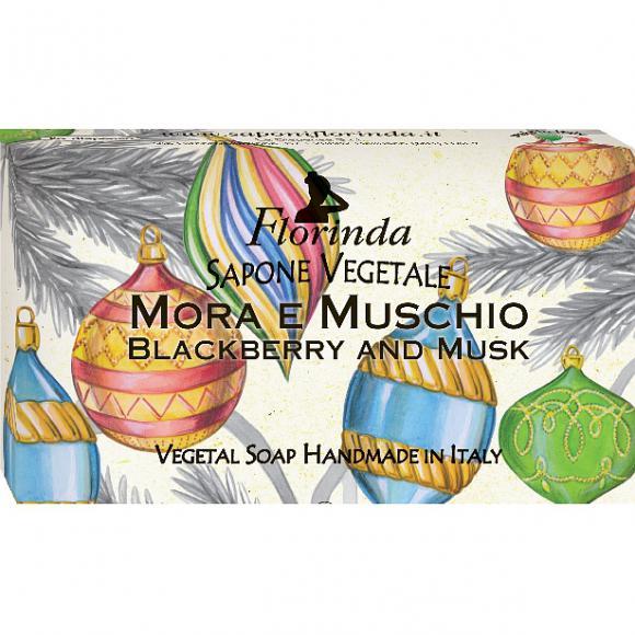 La Dispensa Mýdlo Mora E Muschio 100g