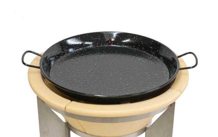 Pánev na smažení pro kamna Comfy 46cm