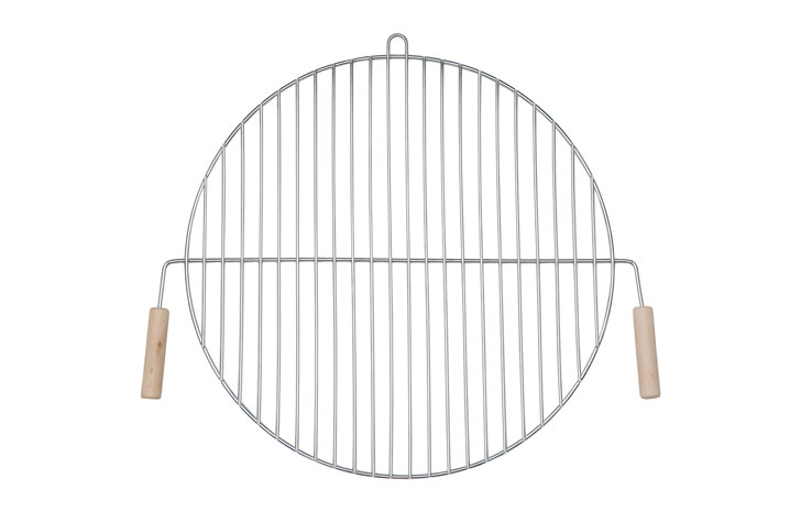 DENK Keramik Mřížka grilovací ocelová pro kamna Comfy 48cm