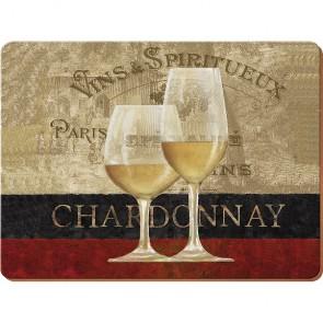 Creative Tops Korkové prostírání Chardonnay Rozměry: 21x29cm - 4ks