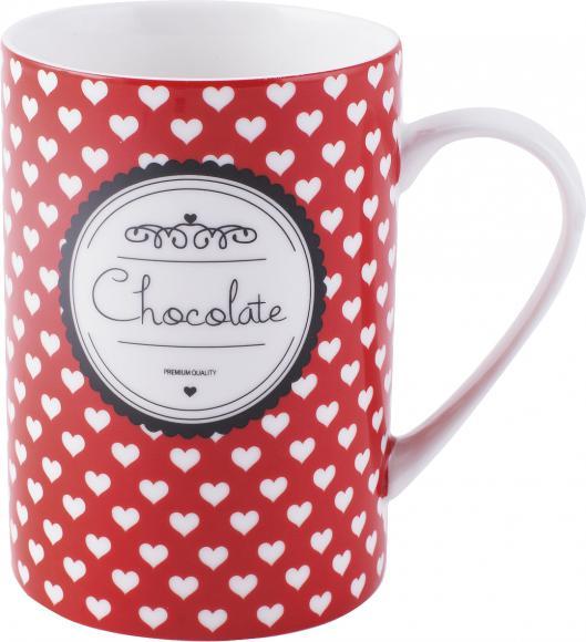 Creative Tops Hrnek Hearts Tall Chocolate