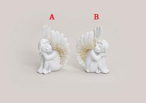 Soška anděla 6x7x10cm Provedení: A
