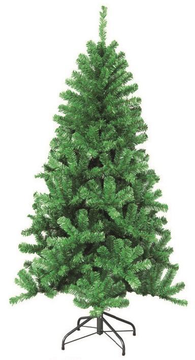 Anděl Přerov Umělý stromek vánoční se stojanem 152cm