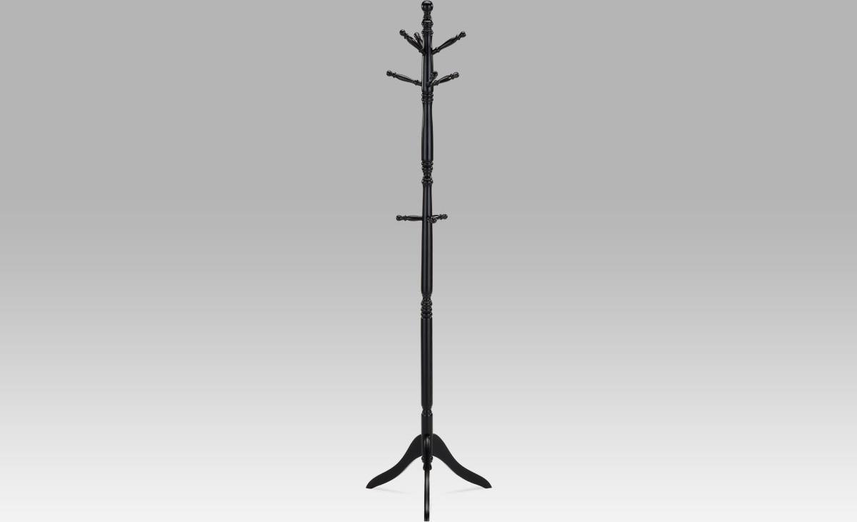 Artium Věšák stojanový klasický Barva: černá