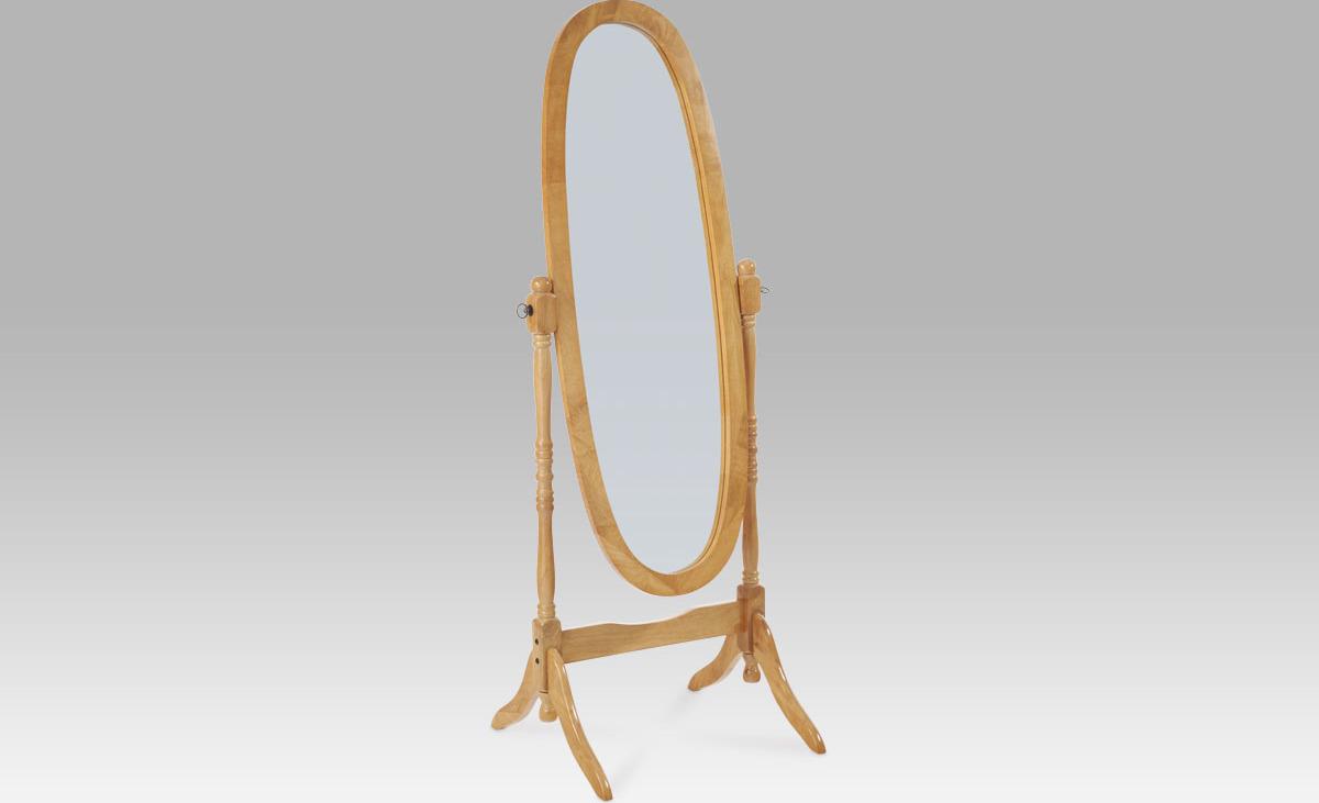 Stojanové zrcadlo Barva: dub