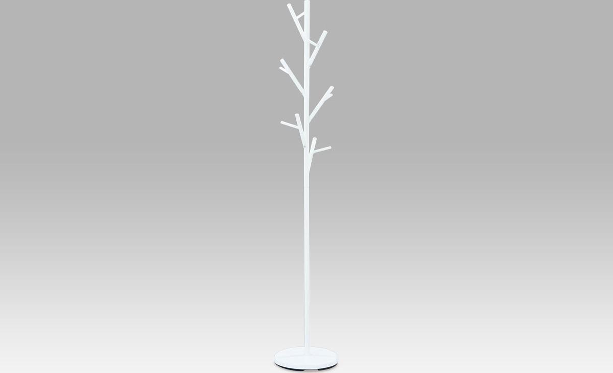 Věšák výška 170cm Barva: bílá
