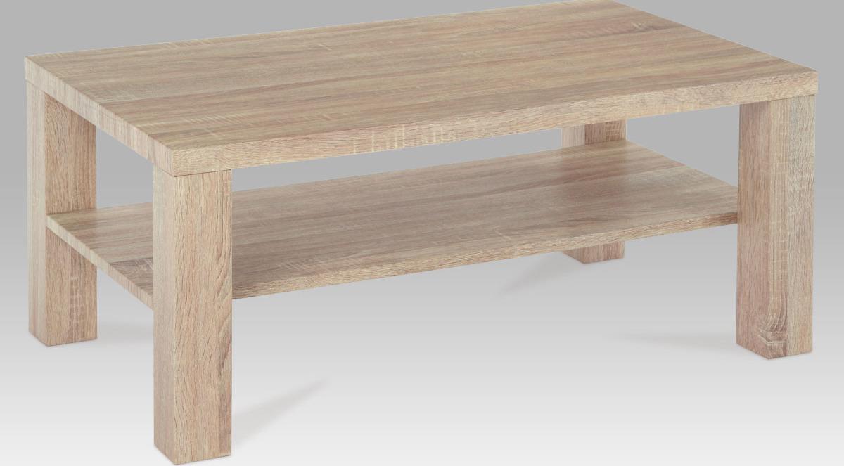 Konferenční stolek | 100x60x42cm Barva: dub