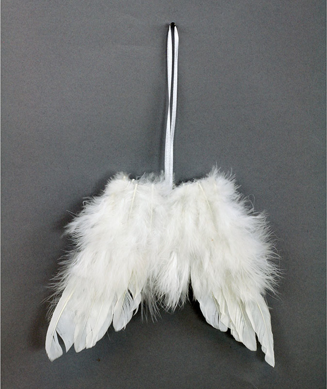 Andělská křídla bílá Velikost: menší