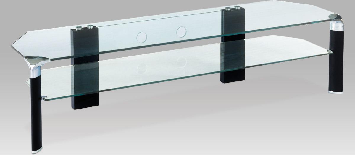 Artium TV stolek skleněný 180x50x44cm