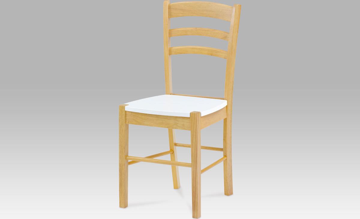 Artium Jídelní židle dřevěná 40x38x85x45cm Barva: buk