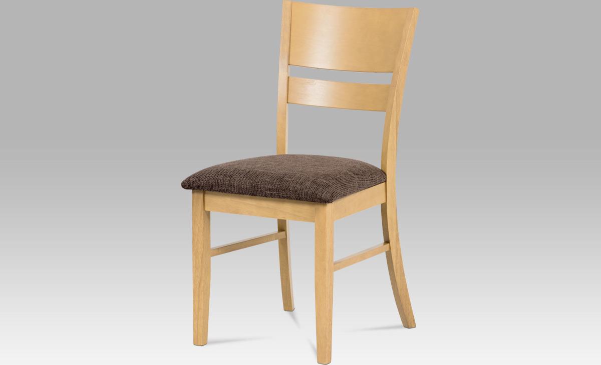 Jídelní židle bez sedáku 49x44x90x47cm Barva: dub