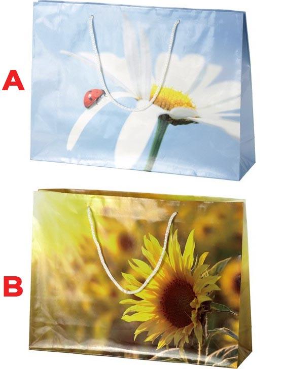 Artium Dárková papírová taška   35x8x25cm Provedení: A