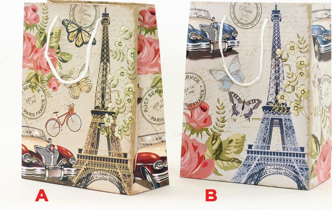 Artium Papírová taška   Paris   střední Provedení: A