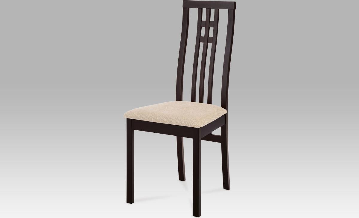 Jídelní židle buk 46x41x99x47cm Barva: wenge
