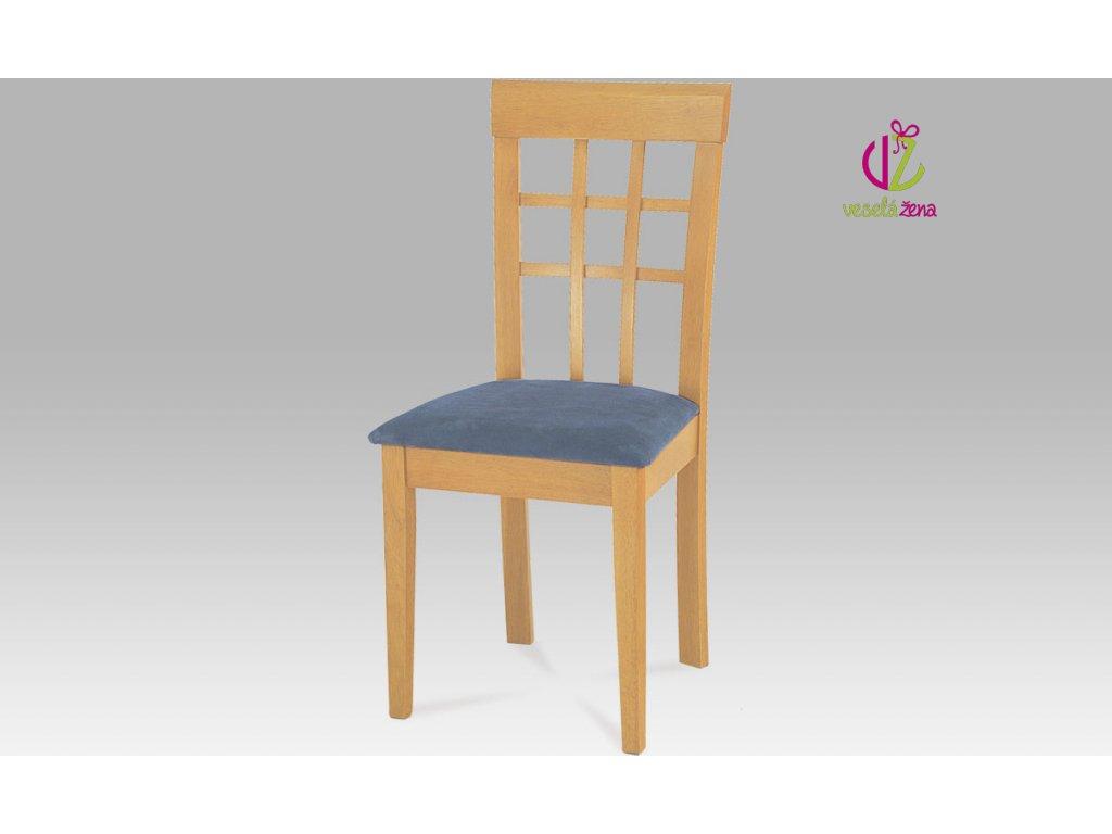 Jídelní židle bez sedáku 46x41x96x48cm Barva: dub