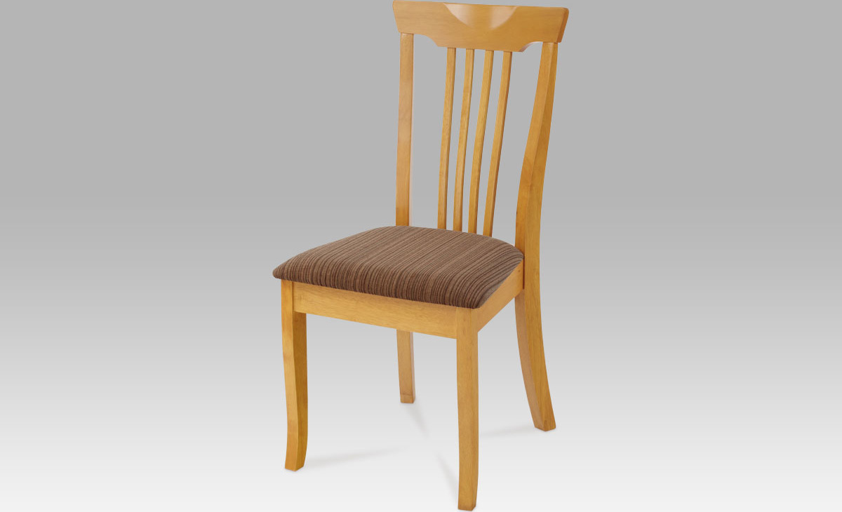 Artium Jídelní židle dub 47x42x93x45cm